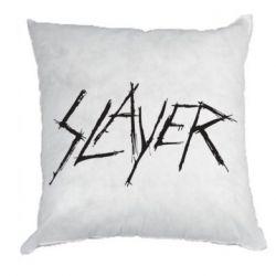 Подушка Slayer scratched