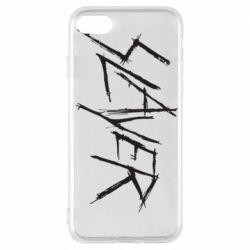 Чехол для iPhone 7 Slayer scratched