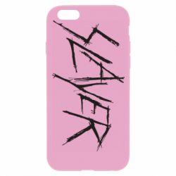 Чехол для iPhone 6/6S Slayer scratched