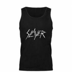 Мужская майка Slayer scratched