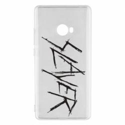 Чехол для Xiaomi Mi Note 2 Slayer scratched