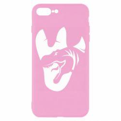 Чехол для iPhone 8 Plus След динозавра