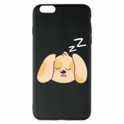 Чохол для iPhone 6 Plus/6S Plus Sleeping dog