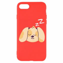 Чохол для iPhone 7 Sleeping dog