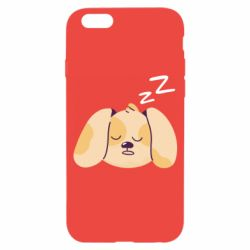 Чохол для iPhone 6/6S Sleeping dog
