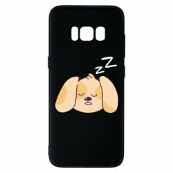 Чохол для Samsung S8 Sleeping dog