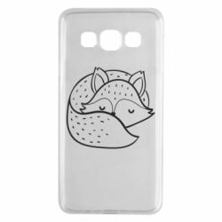 Чохол для Samsung A3 2015 Sleeping fox
