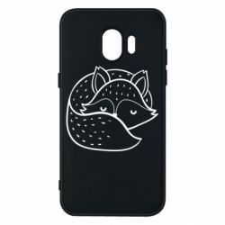 Чохол для Samsung J2 2018 Sleeping fox