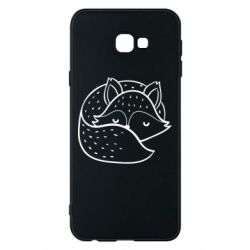 Чохол для Samsung J4 Plus 2018 Sleeping fox