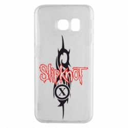 Чохол для Samsung S6 EDGE Slipknot Music
