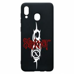 Чохол для Samsung A30 Slipknot Music