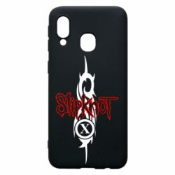 Чохол для Samsung A40 Slipknot Music