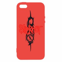Чохол для iphone 5/5S/SE Slipknot Music