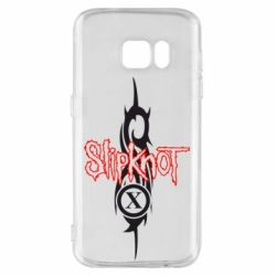 Чохол для Samsung S7 Slipknot Music