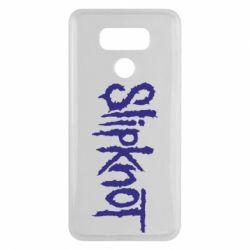 Чехол для LG G6 Slipknot - FatLine