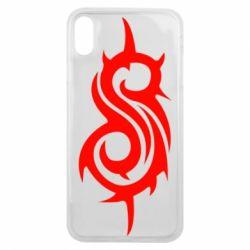Чохол для iPhone Xs Max Slipknot