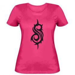 Женская футболка Slipknot - FatLine