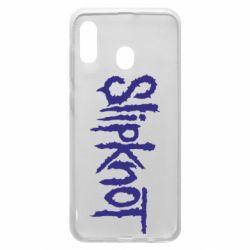 Чохол для Samsung A20 Slipknot