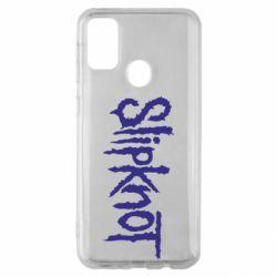 Чохол для Samsung M30s Slipknot