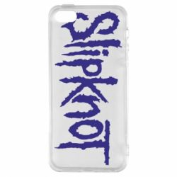 Чехол для iPhone5/5S/SE Slipknot
