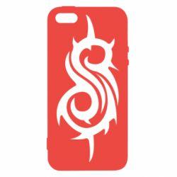 Чохол для iphone 5/5S/SE Slipknot