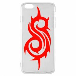 Чохол для iPhone 6 Plus/6S Plus Slipknot