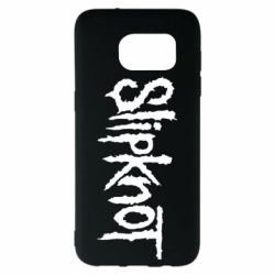 Чехол для Samsung S7 EDGE Slipknot