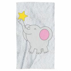 Рушник Слон із зірочкою