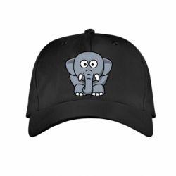 Дитяча кепка Слоненя