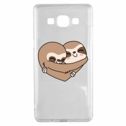 Чохол для Samsung A5 2015 Sloth lovers