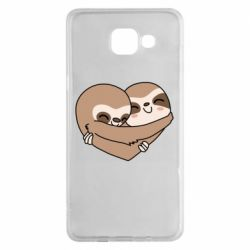 Чохол для Samsung A5 2016 Sloth lovers