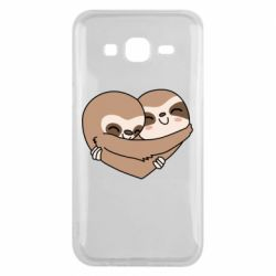 Чохол для Samsung J5 2015 Sloth lovers