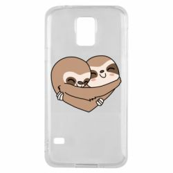 Чохол для Samsung S5 Sloth lovers