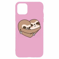 Чохол для iPhone 11 Sloth lovers