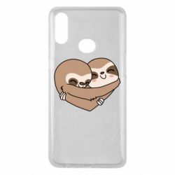 Чохол для Samsung A10s Sloth lovers
