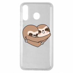 Чохол для Samsung M30 Sloth lovers