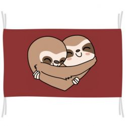 Прапор Sloth lovers