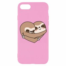 Чохол для iPhone 7 Sloth lovers