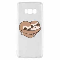 Чохол для Samsung S8 Sloth lovers