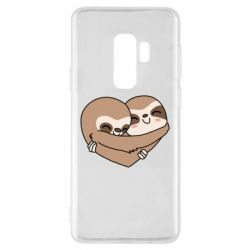 Чохол для Samsung S9+ Sloth lovers