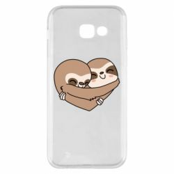 Чохол для Samsung A5 2017 Sloth lovers