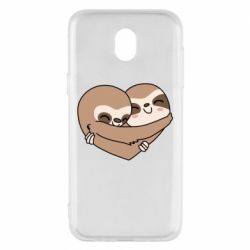 Чохол для Samsung J5 2017 Sloth lovers