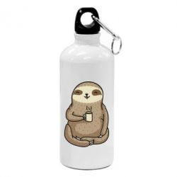 Фляга Sloth loves coffee