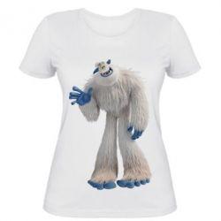 Жіноча футболка Smallfoot Migo