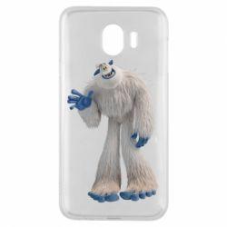 Чохол для Samsung J4 Smallfoot Migo