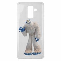 Чохол для Samsung J8 2018 Smallfoot Migo