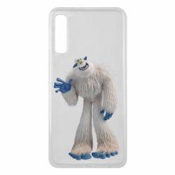 Чохол для Samsung A7 2018 Smallfoot Migo