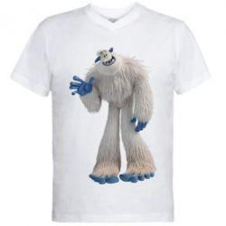 Чоловіча футболка з V-подібним вирізом Smallfoot Migo