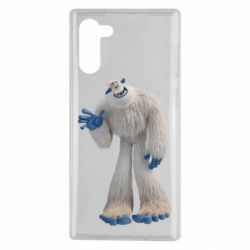 Чохол для Samsung Note 10 Smallfoot Migo