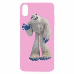 Чохол для iPhone X/Xs Smallfoot Migo
